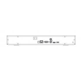 NVR2208-4KS2 - 8 канален мрежов видеорекордер DAHUA